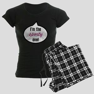 Im_the_sporty Pajamas
