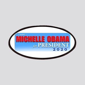 I WANT MICHELLE OBAMA FOR PRESIDENT 2020 Patch