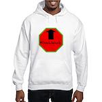 #bookmark Hooded Sweatshirt