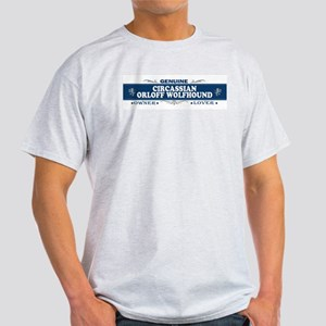 CIRCASSIAN ORLOFF WOLFHOUND Light T-Shirt