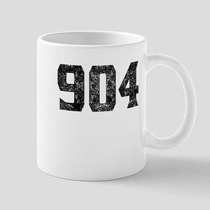 904 Jacksonville Area Code Mugs