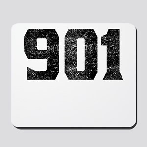901 Memphis Area Code Mousepad