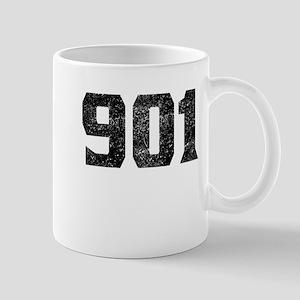 901 Memphis Area Code Mugs