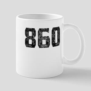 860 Hartford Area Code Mugs