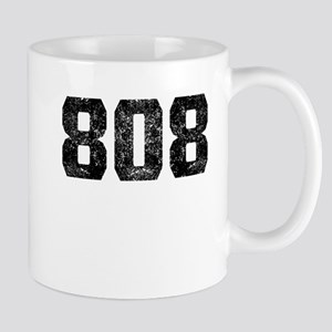 808 Honolulu Area Code Mugs