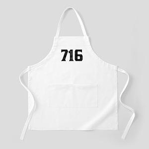 716 Buffalo Area Code Apron