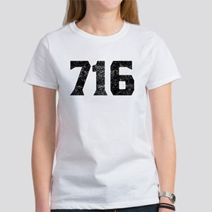 716 Buffalo Area Code T-Shirt