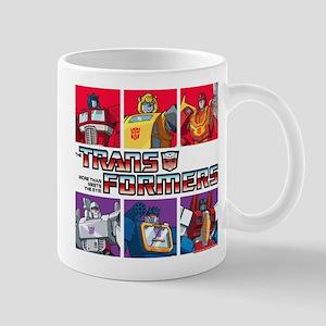 Transformers Autobots Decepticons Mugs