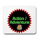 Action / Adventure Mousepad