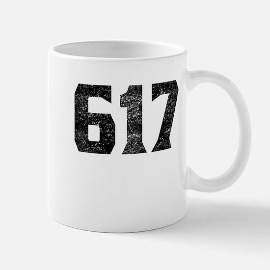617 Boston Area Code Mugs