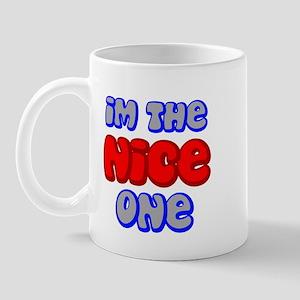 Im the Nice One stand out Mug