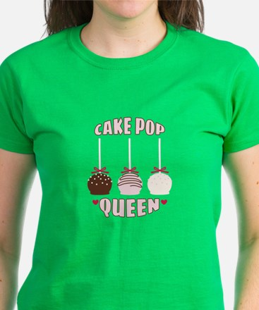 Cake Pop Queen T-Shirt