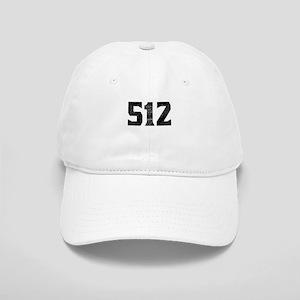512 Austin Area Code Baseball Cap