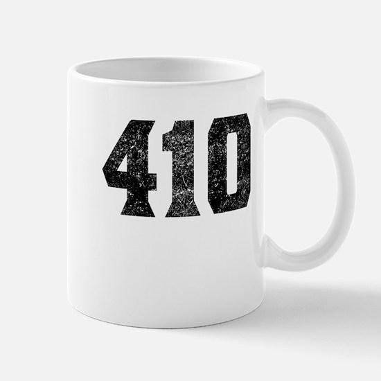 410 Baltimore Area Code Mugs