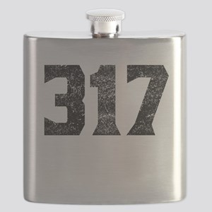 317 Indianapolis Area Code Flask