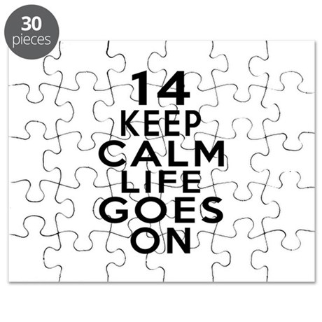 14 year old puzzles cafepress 46th Birthday Greetings