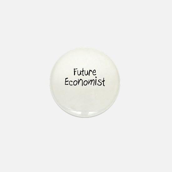 Future Economist Mini Button