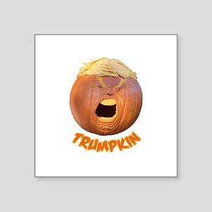 Donald Trumpkin Halloween Sticker