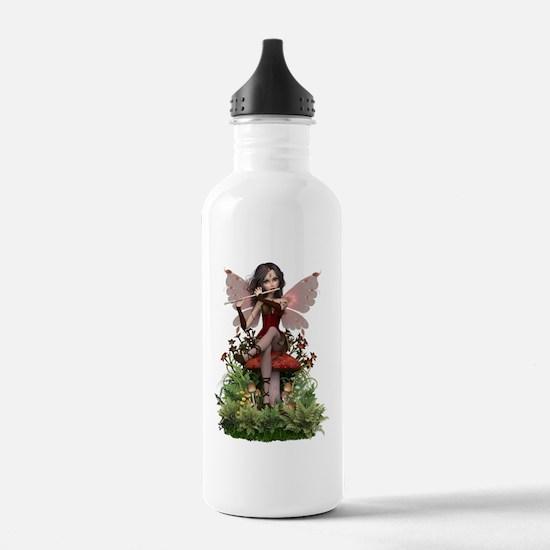 Ceara ~ Flute Fairy Water Bottle