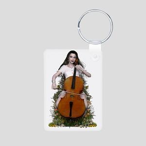 Sonata ~ Cello Melody Keychains