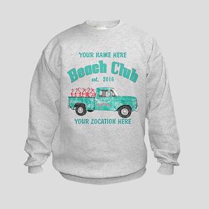 Flamingo Beach Club Sweatshirt