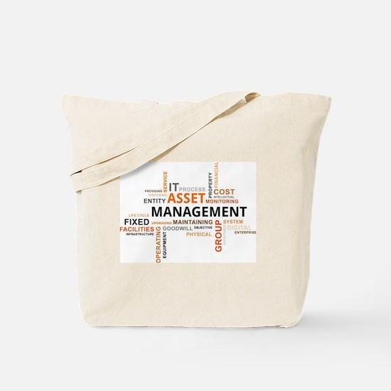 Cute Property management Tote Bag