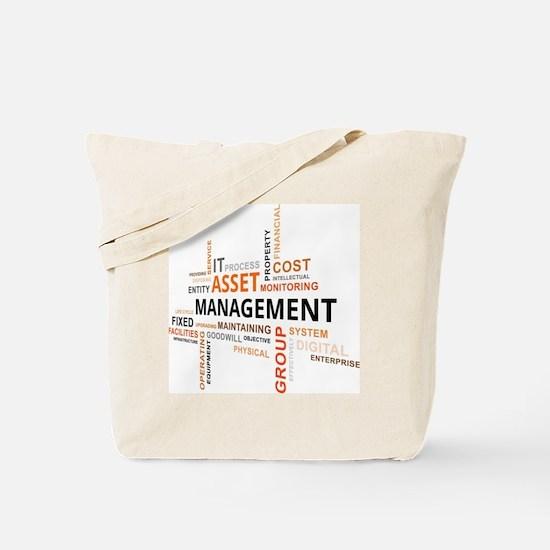 Unique Property management Tote Bag