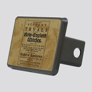 Old Salem Witch Trials Hitch Cover