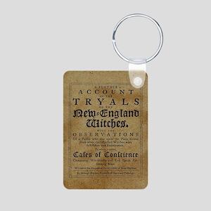 Old Salem Witch Trials Keychains