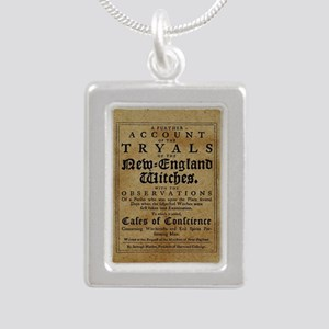 Old Salem Witch Trials Necklaces