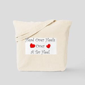 Love a Tar Heel Tote Bag