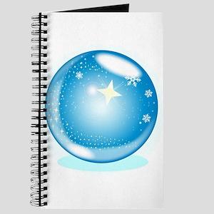 Christmas Star Globe Journal
