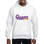 queer Hooded Sweatshirt