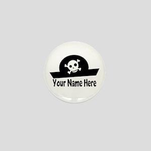 Pirate fun Mini Button