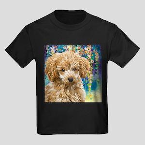 Poodle Painting T-Shirt