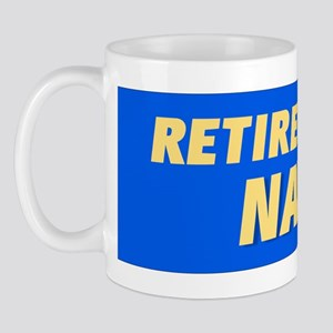 Retired Navy CPO Mug