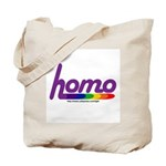 homo Tote Bag