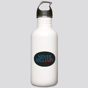 Never Hilliary Stainless Water Bottle 1.0L