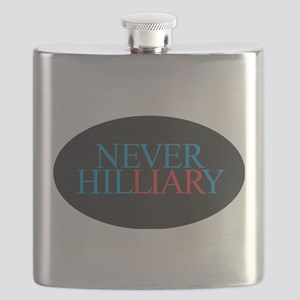 Never Hilliary Flask