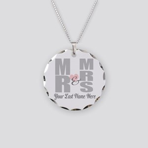 Mr and Mrs Love Necklace