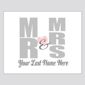 Mr and Mrs Love Posters