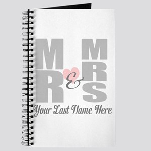 Mr and Mrs Love Journal