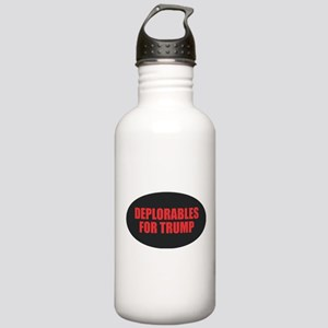 Deplorables for Trump Stainless Water Bottle 1.0L