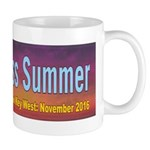 Endless Summer in Key West Mugs
