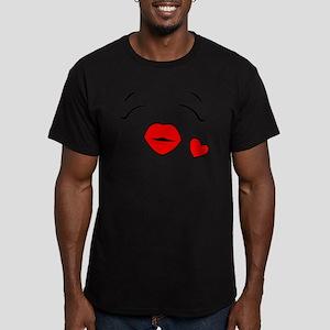 Female Kiss Emoji T-Shirt