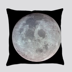 Moon from Apollo 11 Everyday Pillow