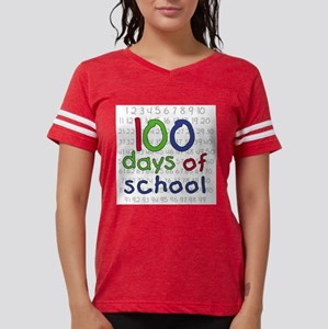 Numbers 100 Days Ash Grey T-Shirt