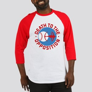 DS9 Death To The Opposition Baseball Jersey