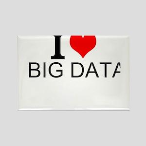 I Love Big Data Magnets