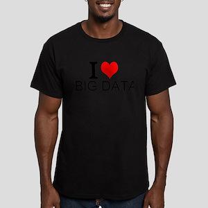 I Love Big Data T-Shirt
